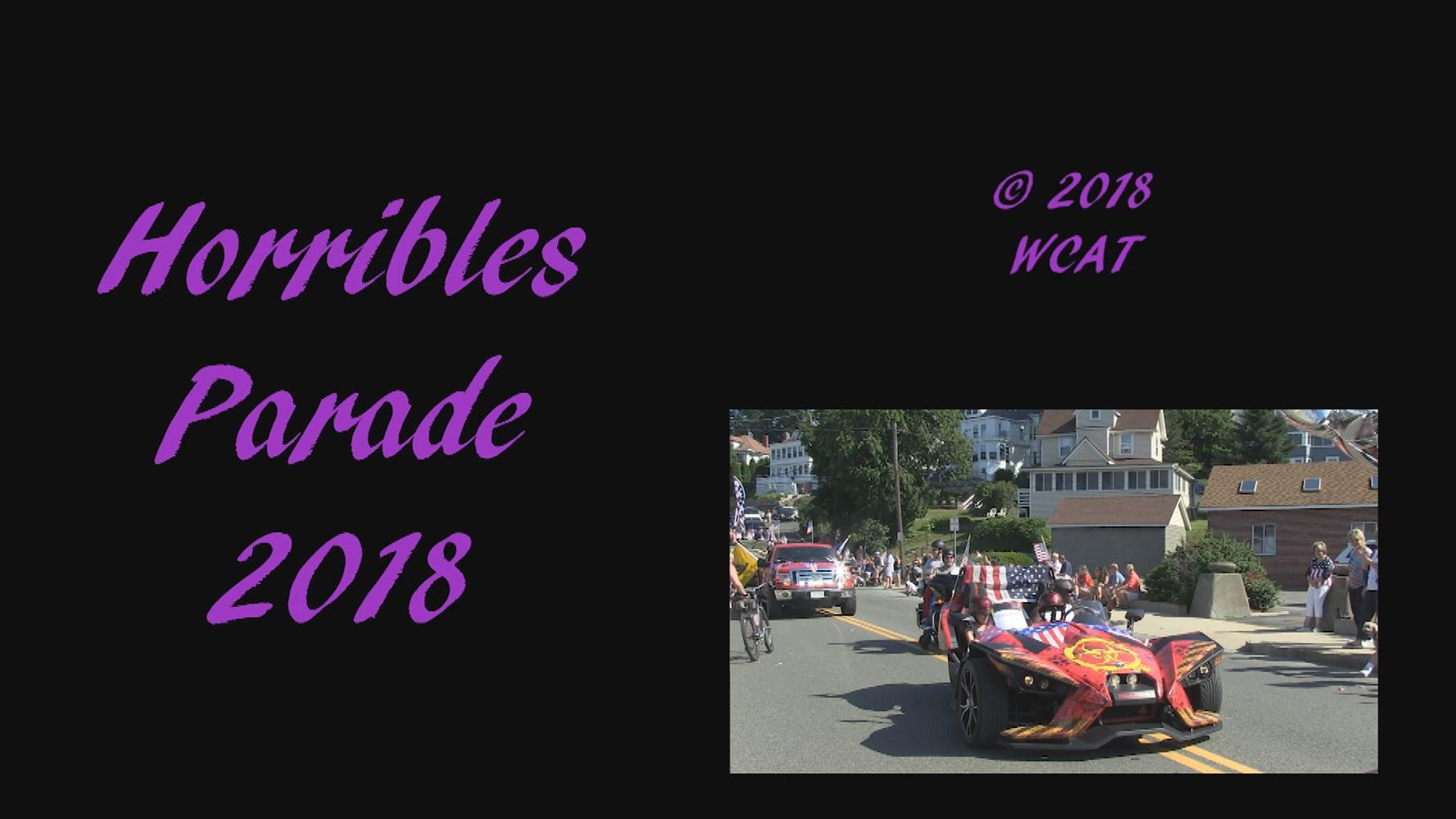 The Horribles Parade 2018